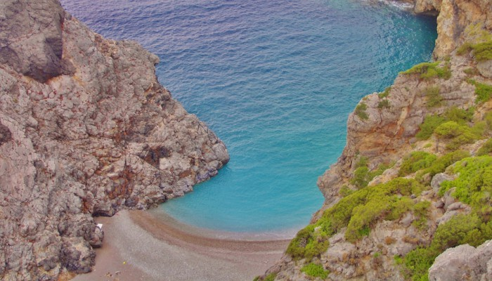 Beaches of Kythera - Kalami beach