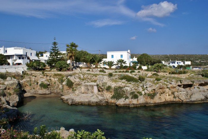 Beaches of Kythera - Avlemonas bay