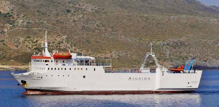 Schedule Ferry Porfyrousa - Ferry Porfyrousa