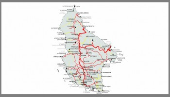 Map Kythera