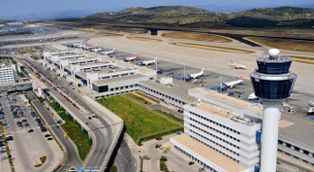 Traveling to Kythera - airport Athens