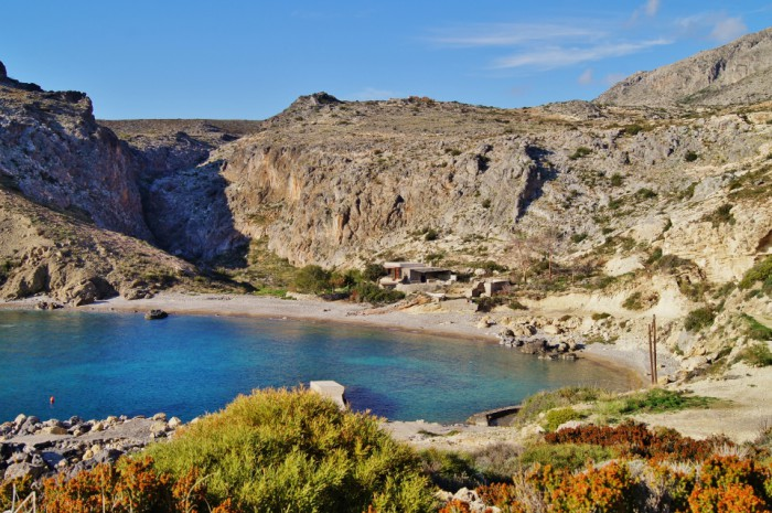 Beaches of Kythera - Feloti