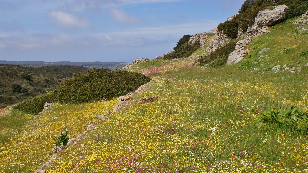 Greece hiking trip offer