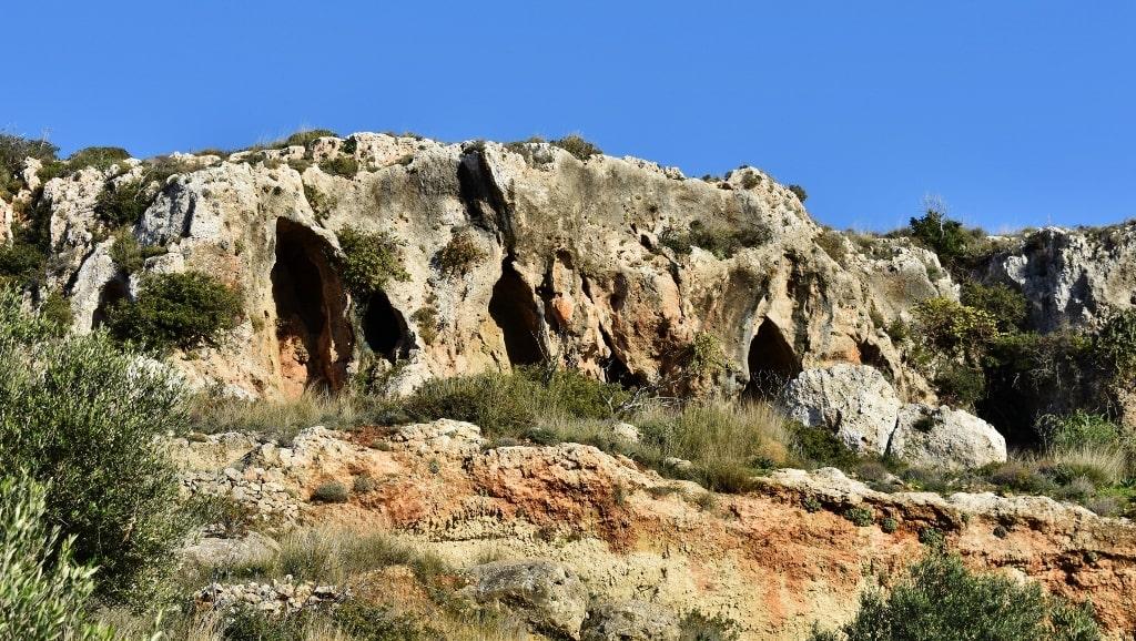 Caves on Kythera by Xenonas Fos ke Choros (3)