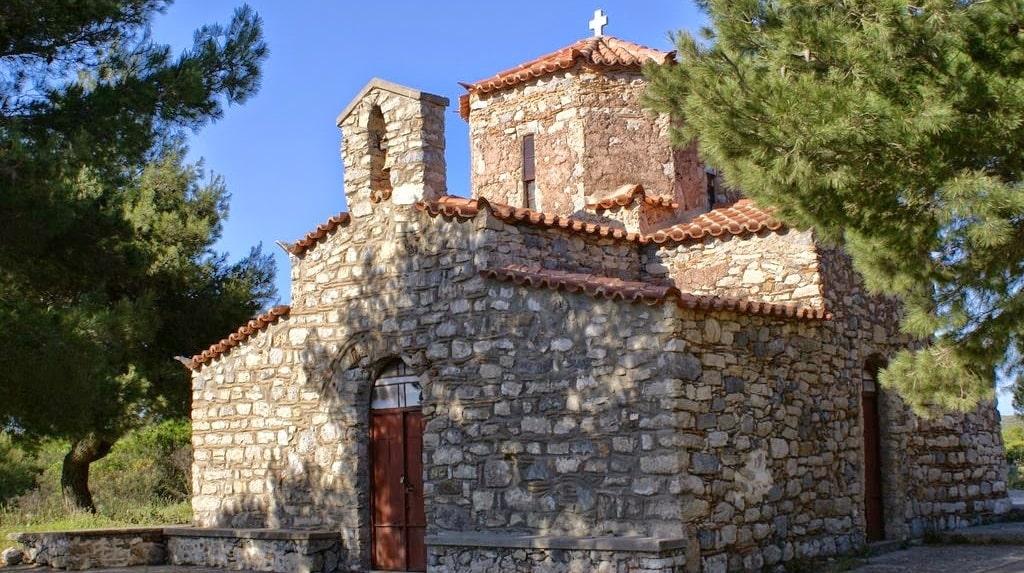 Churches of Kythera by Xenonas Fos ke Choros (1)