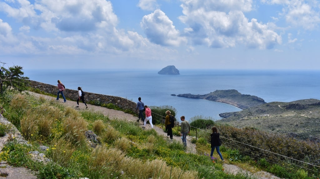 Hiking on Kythera by Xenonas Fos ke Choros (1)