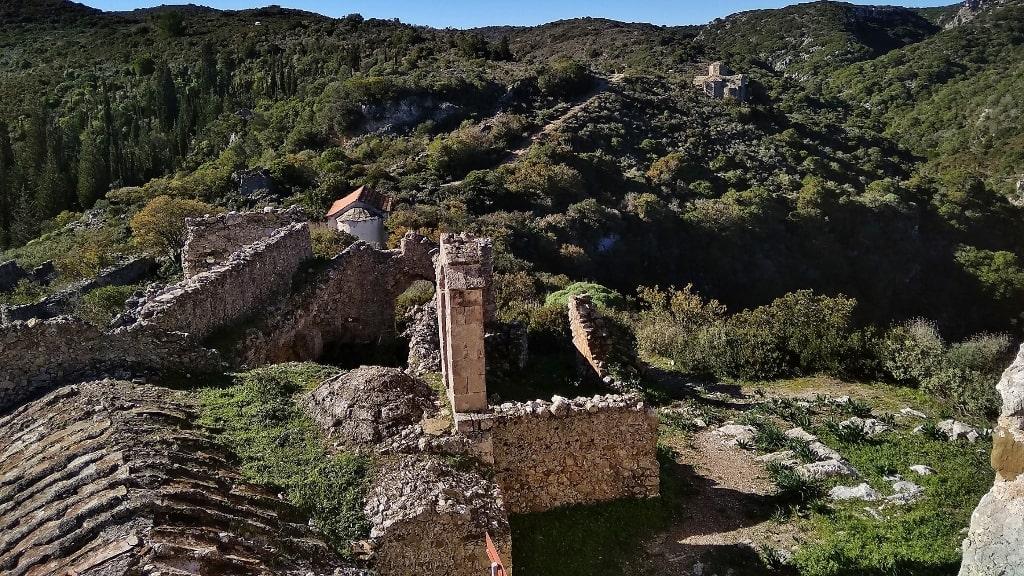 Paliochora on Kythera by Xenonas Fos ke Choros (4)