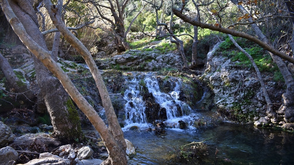 Valley with the watermills by Xenonas Fos ke Choros (10)