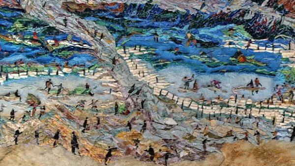 Aliki Rigou - Mosaic
