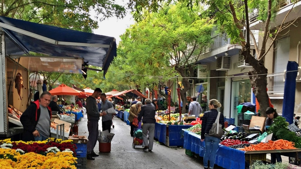 Local markets Athens (4)-min