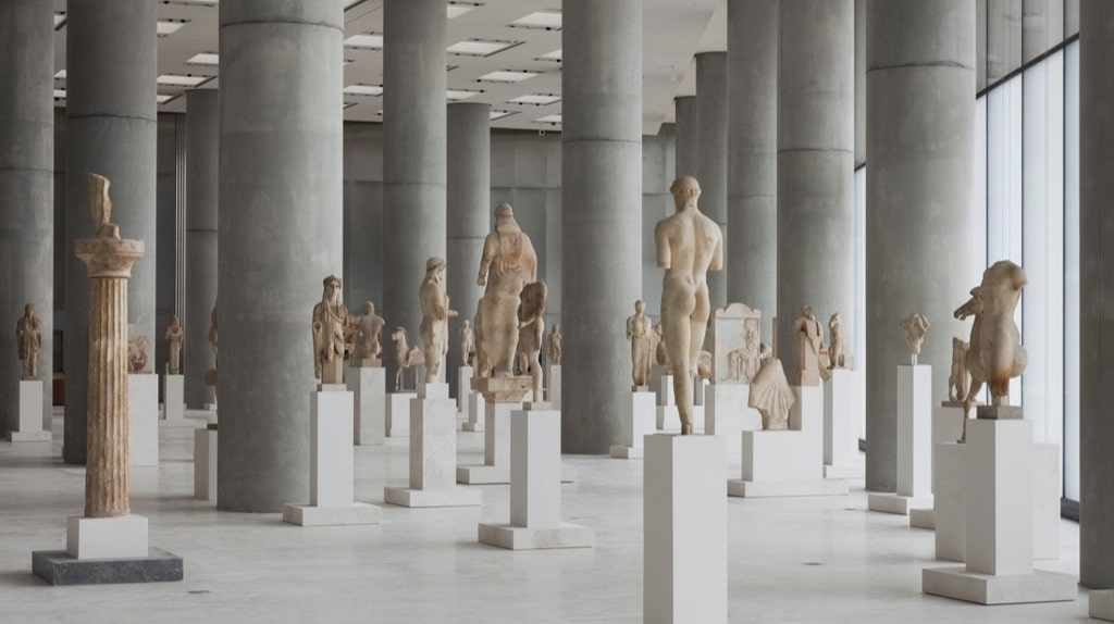 New Acropolis Museum- Athens Info Guide by Xenonas Fos ke Choros