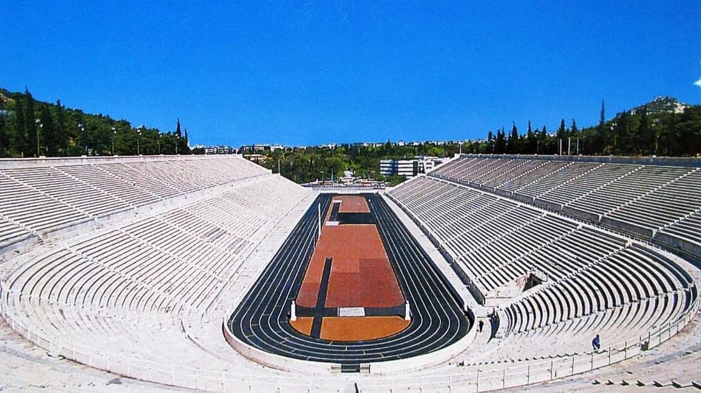 Panathenaic Stadium - Athens Info Guide by Xenonas Fos ke Choros