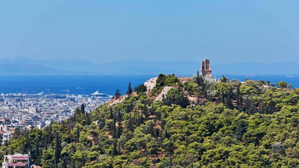 Philopappos Hill - Athens Info Guide by Xenonas Fos ke Choros