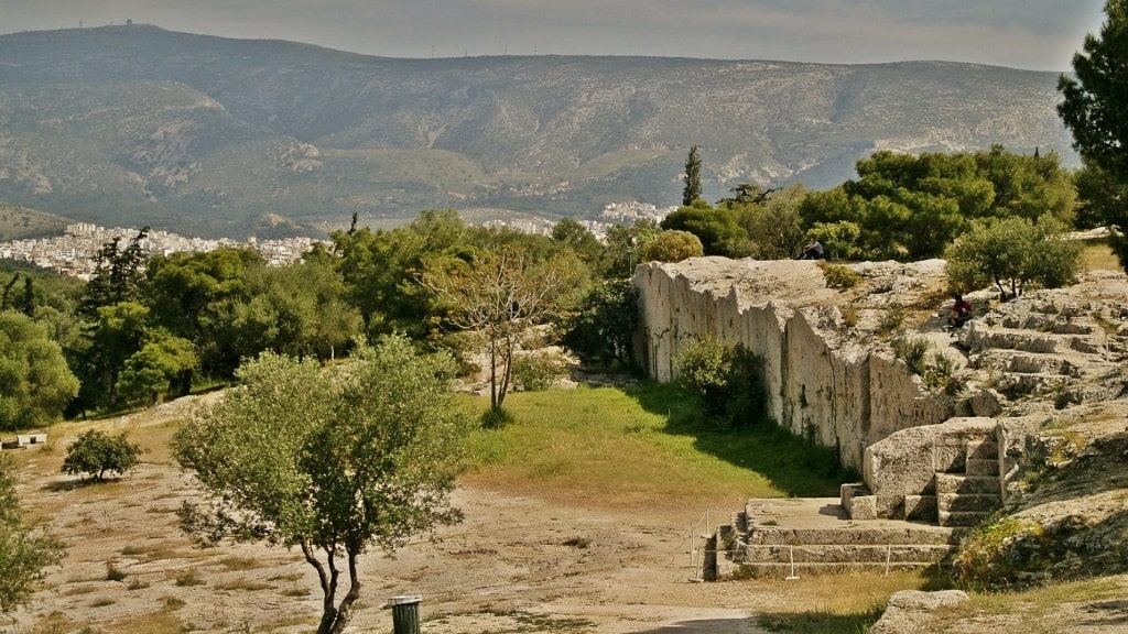 Philopappos Hill- Athens Info Guide by Xenonas Fos ke Choros