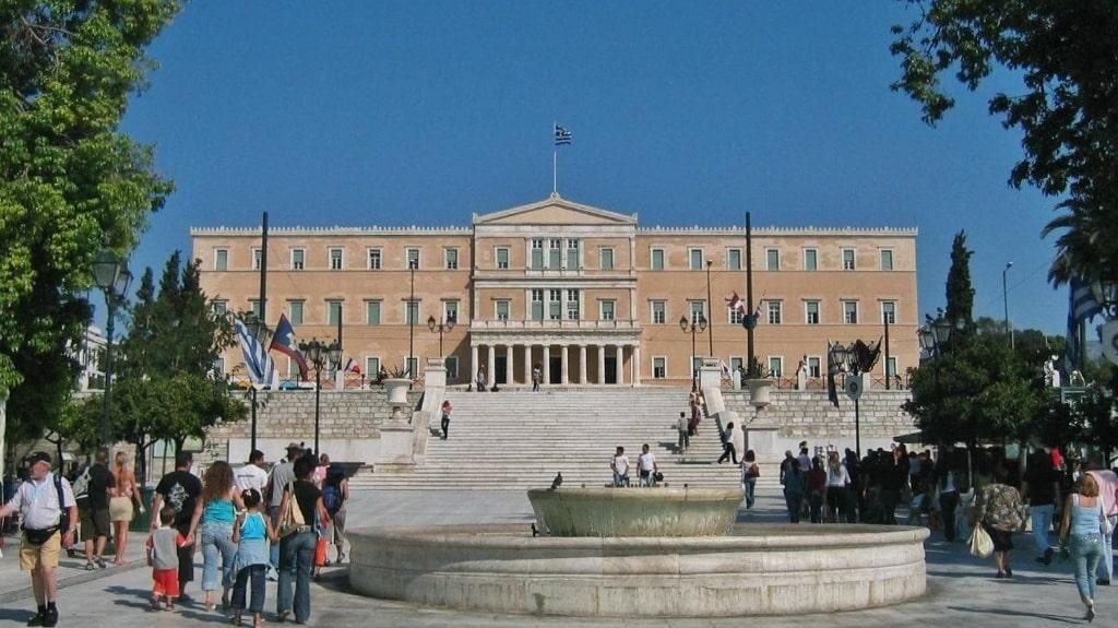Syntagma - Athens Info Guide by Xenonas Fos ke Choros