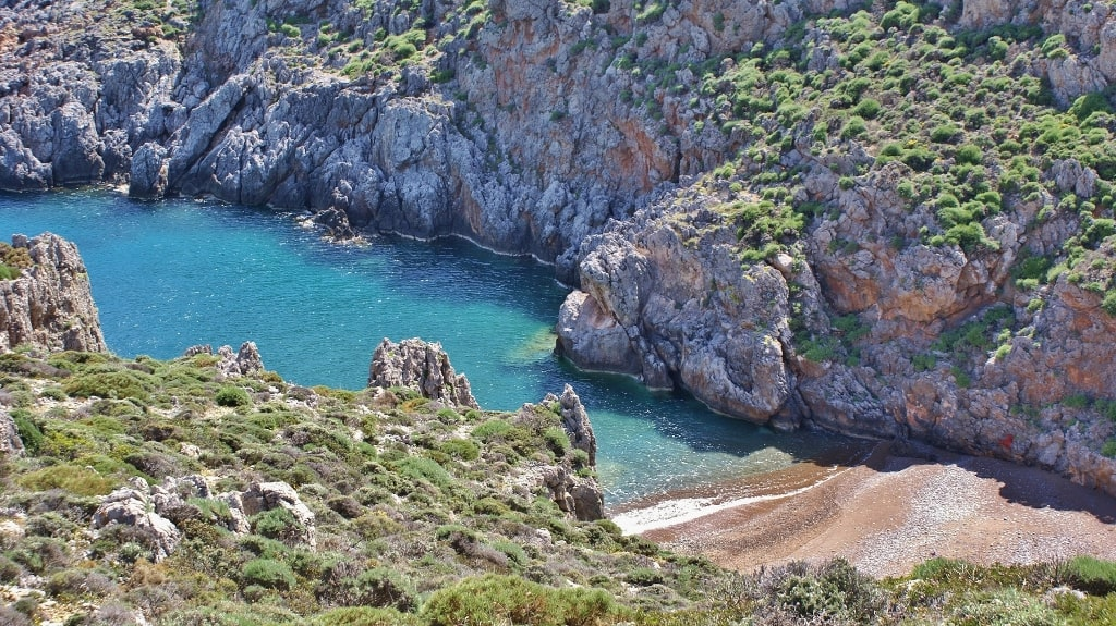 Secret beaches of Kythera by Xenonas Fos ke Choros (2)
